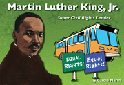 Martin Luther King, Jr.: Super Civil Rights Leader - Digital Reader, 1-year School License