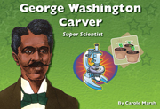 George Washington Carver: Super Scientist - Digital Reader, 1-year School License