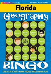 Florida Geography Bingo Game!