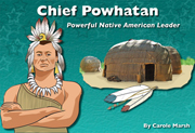 Chief Powhatan: Powerful Native American Leader - Digital Reader, 1-year School License