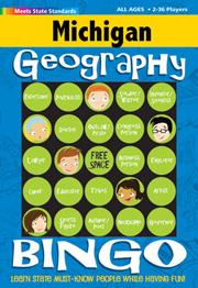 Michigan Geography Bingo Game!