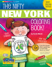 The Nifty New York Coloring Book!