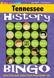Tennessee History Bingo