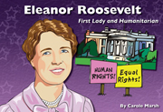 Eleanor Roosevelt: First Lady and Humanitarian - Digital Reader, 1-year School License