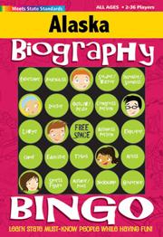 Alaska Biography Bingo