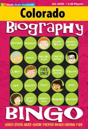 Colorado Biography Bingo
