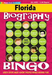 Florida Biography Bingo