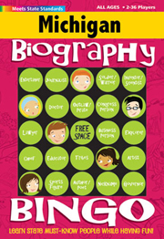 Michigan Biography Bingo