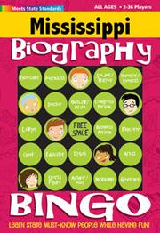 Mississippi Biography Bingo