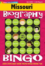 Missouri Biography Bingo