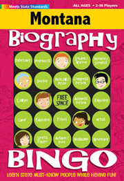 Montana Biography Bingo