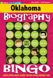 Oklahoma Biography Bingo