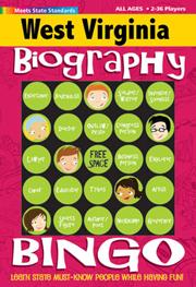 West Virginia Biography Bingo