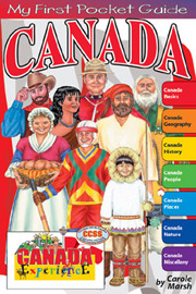 My First Pocket Guide Canada