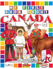 My First Book About Canada