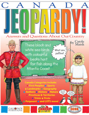 Canada Jeopardy!: Answers & Questions About Our Country!