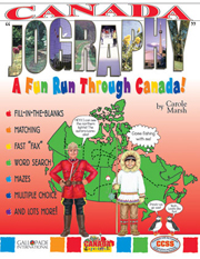 "Canada ""Jography"": A Fun Run Through Our Country"