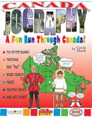 """Canada """"Jography"""": A Fun Run Through Our Country"""