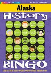 Alaska History Bingo Game!