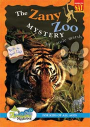 The Zany Zoo Mystery (5-year Online License)