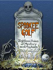SPOOKEE GOLF: 18 Holes of Mystery & Mayhem (5-year Online License)