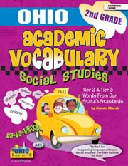 Ohio 2nd Grade Academic Vocabulary – Social Studies