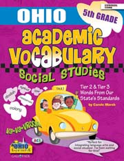 Ohio 5th Grade Academic Vocabulary – Social Studies