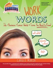 Georgia WORK WORDS: Job/Business/Career Words and Terms You Need to Know!