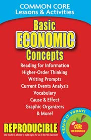 Basic Economic Concepts – Common Core Lessons & Activities