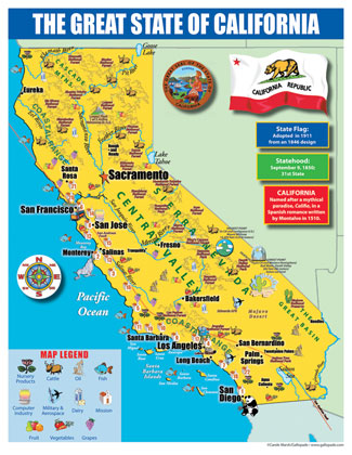 Map Of Major Cities In California Elegant California Map And Cities as well File Map of California highlighting San go County svg   Wikipedia additionally California State Park Maps also Thomas Bros  Southern California Freeways   Arterial ProSeries Wall as well California County Wall Map   Maps additionally Southern Oregon   Northern California Map by Shasta Cascade also 36x54 Southern California Official Executive Laminated Wall Map  CA moreover State and County Maps of California also Map of Northern California together with California Maps   Perry Castañeda Map Collection   UT Liry Online likewise  together with California State Map for Students   Pack of 30 in addition File California Map     Wikipedia together with California Historical Topographic Maps additionally Interactive map of groundwater levels and subsidence in California additionally . on mapofcalifornia