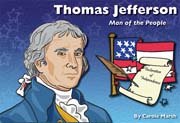 Thomas Jefferson: Man of the People - Digital Reader, 1-year Teacher License