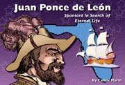 Juan Ponce de Leon: Spaniard in Search of Eternal Life - Digital Reader, 1-year Teacher License