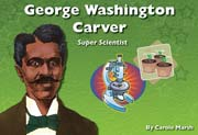 George Washington Carver: Super Scientist - Digital Reader, 1-year Teacher License