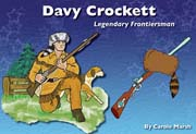 Davy Crockett: Legendary Frontiersman - Digital Reader, 1-year Teacher License