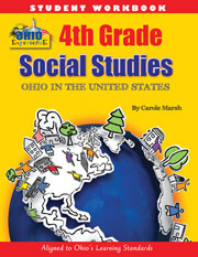 Ohio Experience 4th Grade Student Workbook