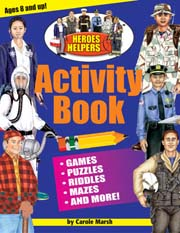 Heroes & Helpers Activity Book