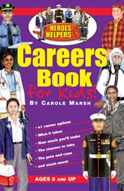 Heroes & Helpers Careers Book