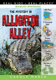 The Mystery in Alligator Alley (5-year Licence)