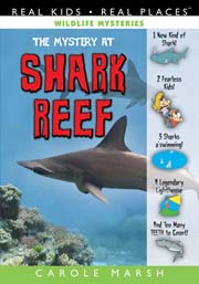 The Mystery at Shark Reef (5-year Licence)