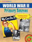 World War II Primary Sources