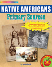 Native Americans Primary Sources Pack