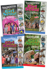Girl Scout Mysteries Set of 4 Library Bound