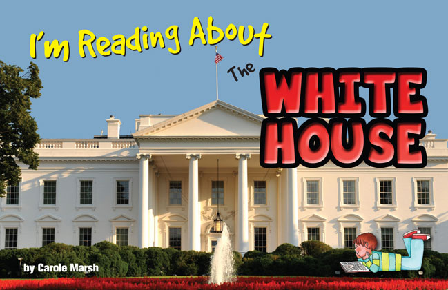 I'm Reading About the White House