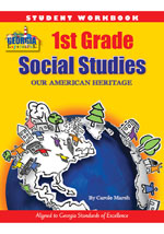 Georgia Experience 1st Grade Student Workbook
