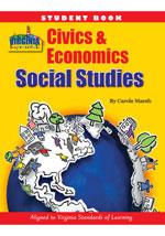 Virginia Experience Civics & Economics Student Book