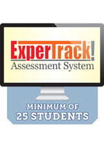 Ohio 6th Grade ExperTrack Assessment System - 1-Year Student License
