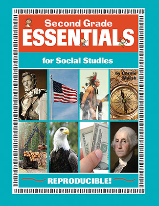 Second Grade Essentials for Social Studies