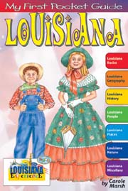 My First Pocket Guide About Louisiana