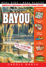 The Mystery on the Bayou (5-year Online License)