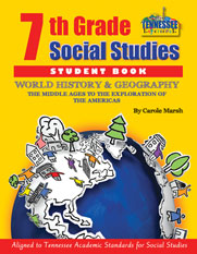 Tennessee Experience 7th Grade Student Book